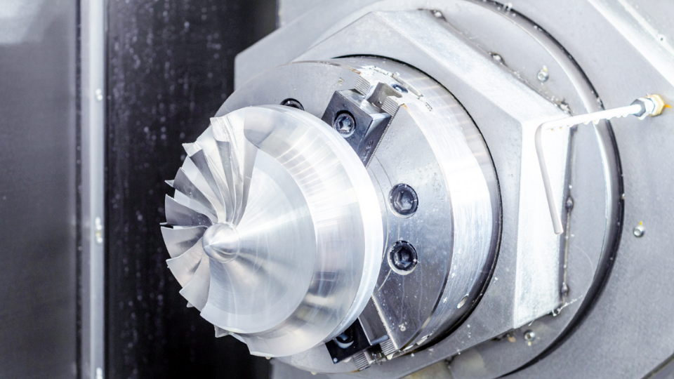 5-axis CNC machining - A detailed guide